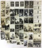 Antique Black & White Photos Family & Children