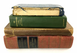 (4) Vintage & Antique Books