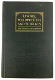 1938 ' Lewises, Meriwethers, & Their Kin'