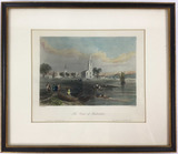 James Charles Armytage Hand Colored Engraving