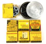Vintage 8mm Family Films