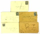 1861-1862 Civil War Letters & Envelopes