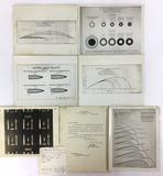 1926 Rifle Bullet Diagrams & Letter