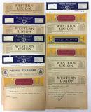 (15) 1932 Telegram Messages Of Congratulations