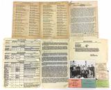 1943-44 Torpedo Squadron 24 Confidential Summary