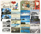 Vintage Postcards & Holiday Cards
