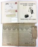 1908 Jack Barbour Baby Scrapbook
