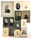 Antique Victorian Cabinet Photos Portraits