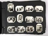 1930s-40s Black & White Photos In Album