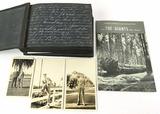 1928 Kern River Canyon Trail Crew Photo Album
