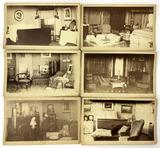 (6) Antique Cabinet Photos