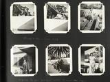 1940s Black & White Photo Album