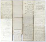 1862-63 Hand Written Letters