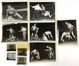 Vintage Boxing Photos & Negatives