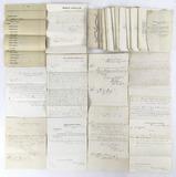 1864-65 Civil War Military Field Orders, Documents