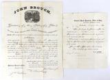 Civil War Officers Commission Documents