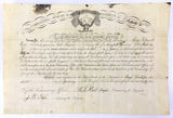 Civil War Officers Commission Document