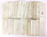 1864-65 Civil War Era Military Documents, Muster,