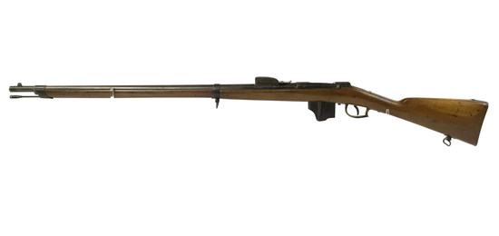 1871 Dutch Beaumont Rifle