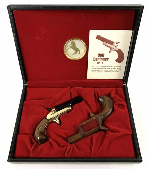 Colt Derringer .22 Cal Pocket Pistol