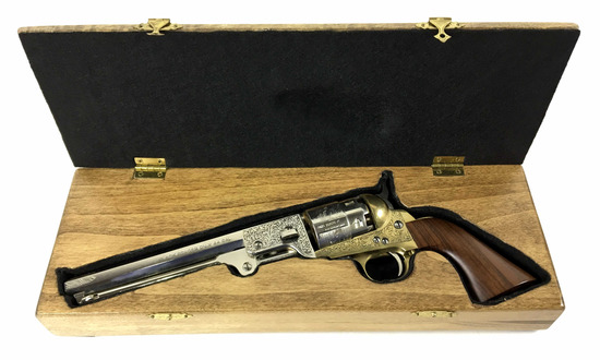 F.lli Pietta Colt Black Powder .44 Cal Revolver