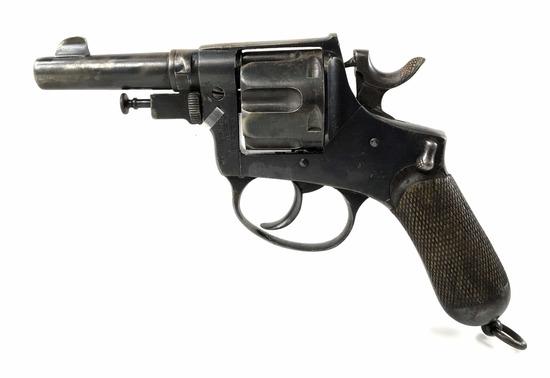 Brescia 1922 10.5mm Revolver