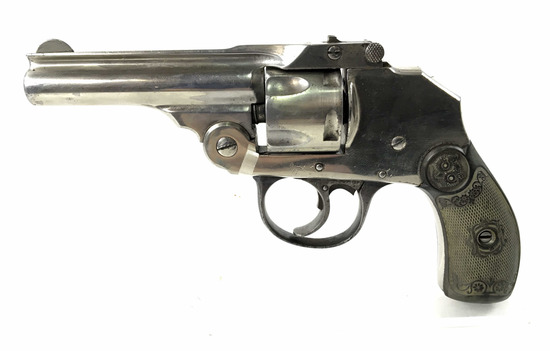 Iver Johnson's Arms Break Top Revolver