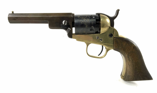 Connecticut Valley Black Powder Revolver