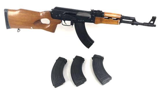 EJ's January 18th Firearms & Swords Auction