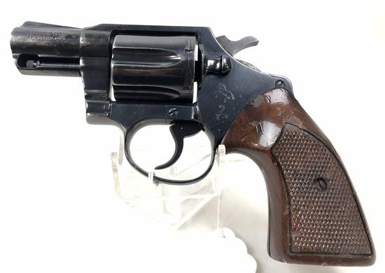Colt .38spl Snub Nose Revolver