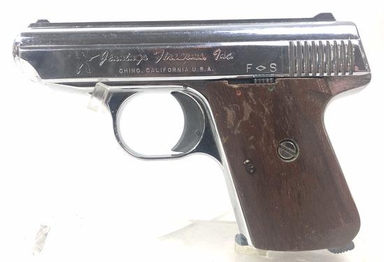 Jennings J-22 Semi Automatic Pocket Pistol