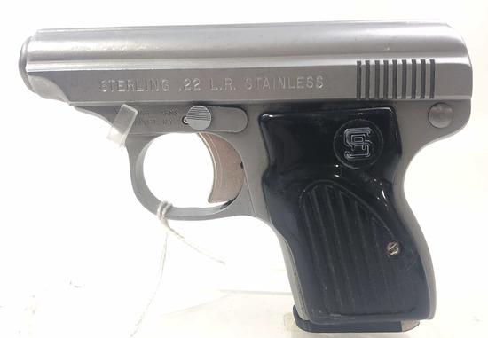 Sterling .22lr Pocket Pistol