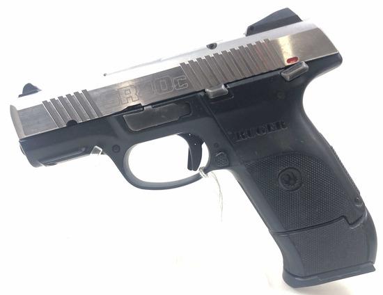 Ruger Sr40c Semi Automatic Pistol