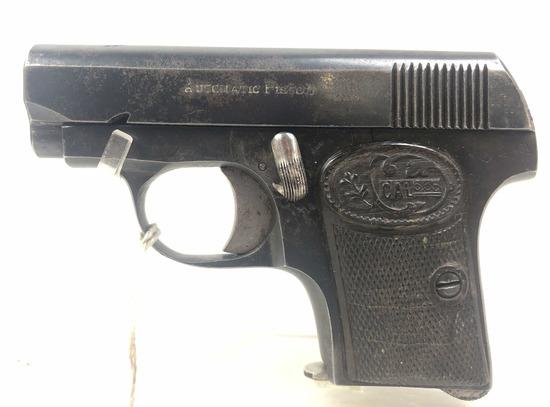 Spanish 6.35cal Pistol