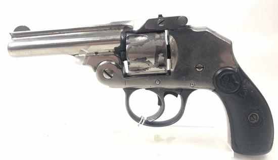 Iver Johnson .32s&w Top Break Revolver