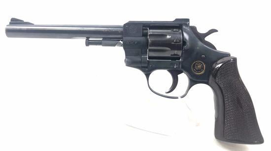 Arminius Hw7 .22lr Revolver