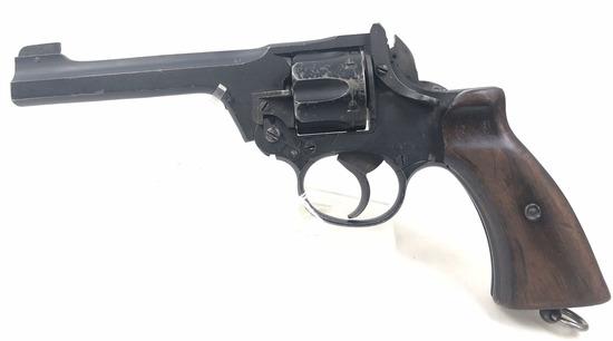 Enfield No. 2 Mki .38cal Revolver