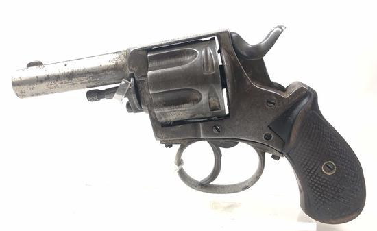 Webley British Bulldog Revolver