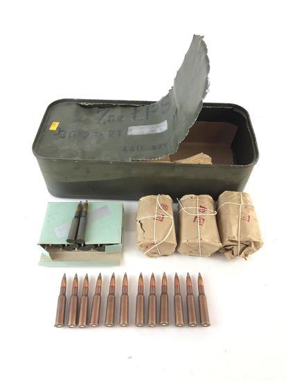 (86) Rds of Vintage 7.62 Ammunition