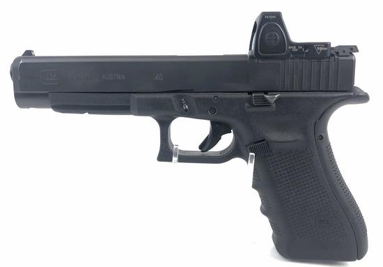 Glock 35 Gen 4 Semi Automatic Pistol