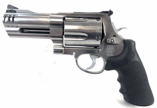 Smith & Wesson 500 S&w Revolver