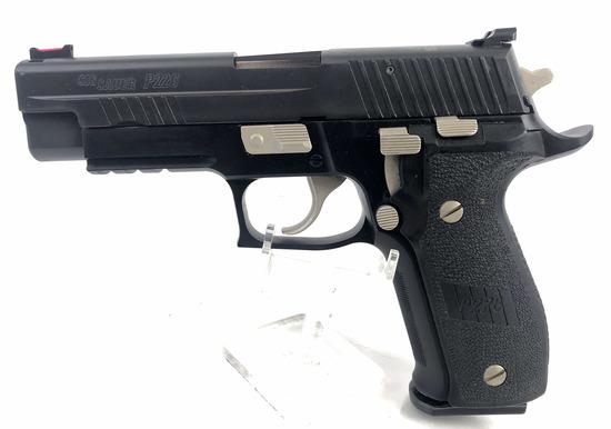 Sig Sauer P226 Uspsa Limited Ed. Pistol