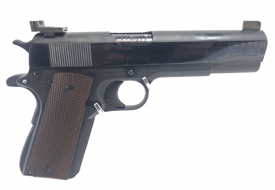 1944 Colt 1911 A1 Us Army Pistol