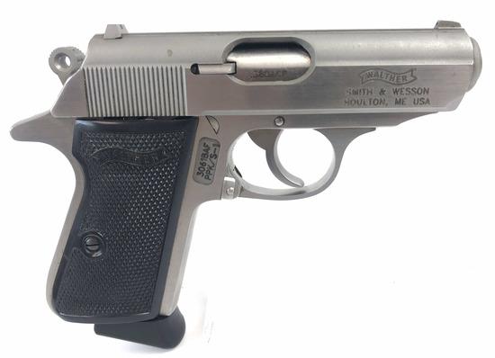 Walther Ppk .380 Acp Semi Automatic Pistol