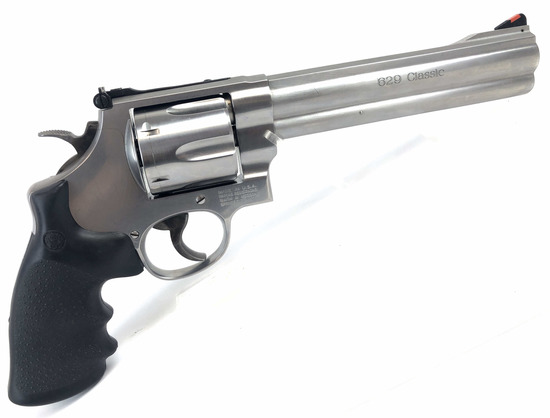 Smith & Wesson .44 Magnum Revolver