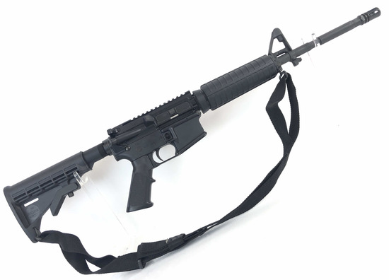 Bushmaster Xm15 Semi Automatic Rifle