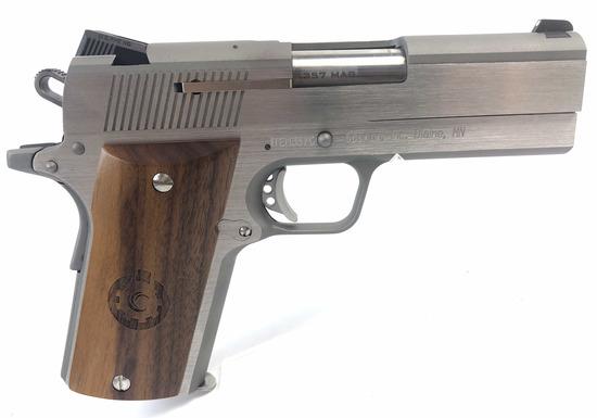 Coonan Compact .357 Magnum Semi Automatic Pistol