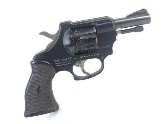 Firearms Intl Corp. The Regent Revolver