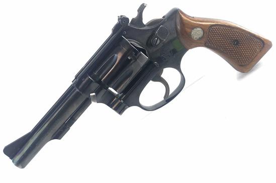 Smith & Wesson .22 Lr Revolver