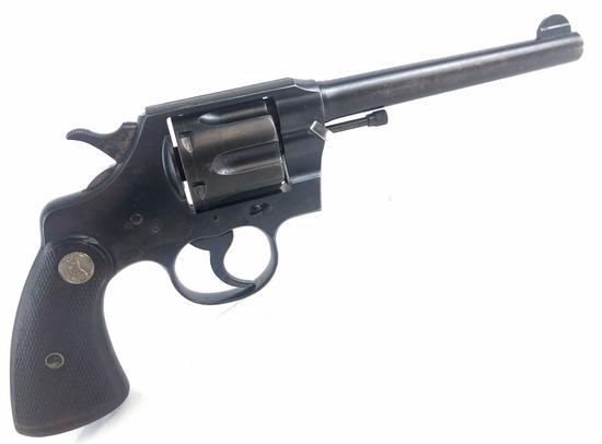 Colt Army Special 38spl.  Revolver